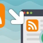 Как настроить RSS ленту Wordpress?