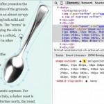 Обтекание картинки текстом - HTML и css