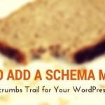 Как сделать хлебные крошки Wordpress?