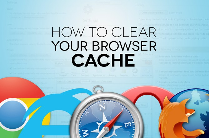Как почистить кеш браузера - Яндекс, Опера, Мазила, Хром