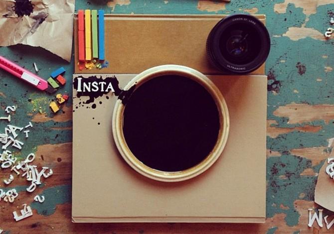 Как в инстаграмме сделать коллаж и обработать фото