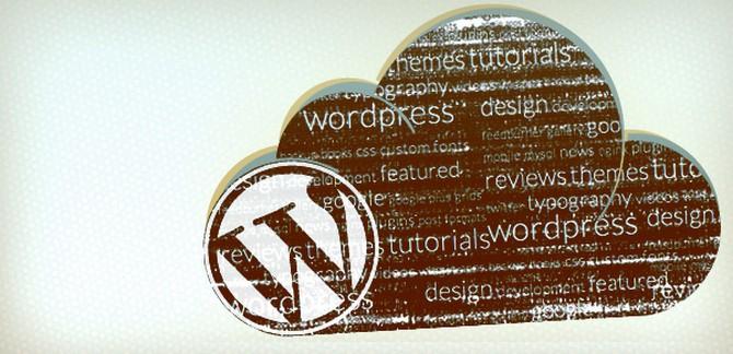 Делаем облако тегов для сайта на WordPress